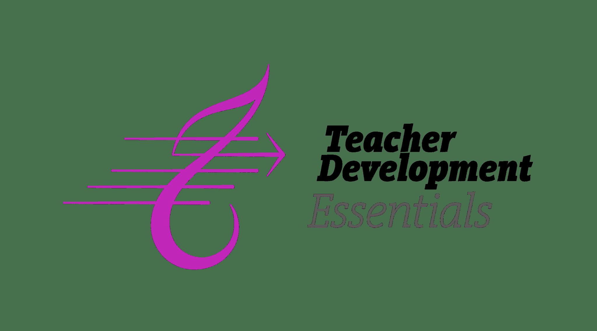 TeacherDevelopment-Essentials